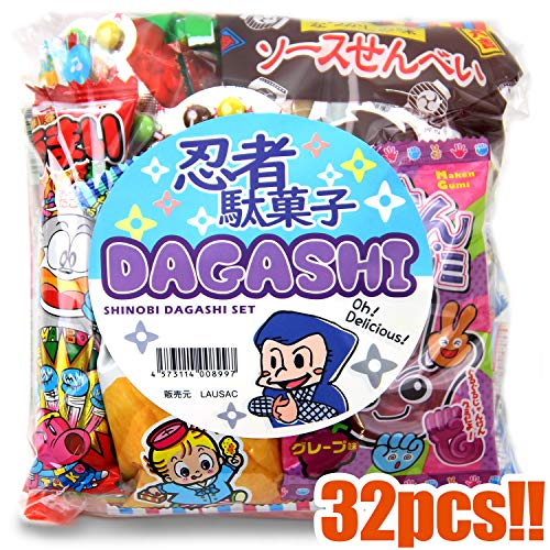 Japanese Candy box Assortment Snacks