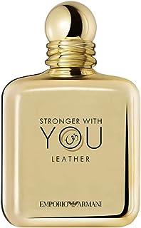 Giorgio Armani Stronger With You Leather Ex.Edi for Men Eau de Parfum 100ml