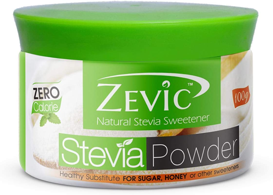 Radhe Zevic Stevia Sugar Free 100% White Calorie Zero SEAL limited product Natural Shipping included Po