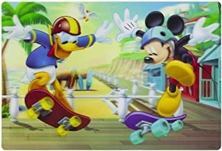Disney Mickey Mouse Kids 3D Placemat Set of 2