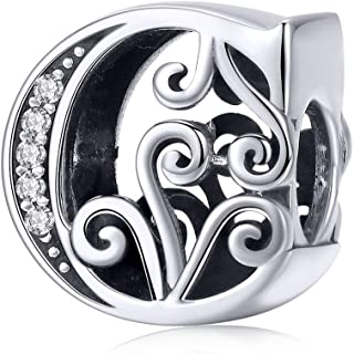 Best sterling letter beads Reviews