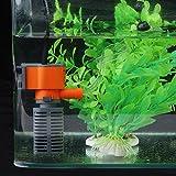 YJYJ Aquarium Fish Tank Filtro Interno Oxígeno Bomba De Agua Sumergible 240v (Enchufe Estándar Chino)