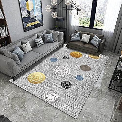Alfombras para Habitaciones Juveniles Alfombras Salon Grandes Baratas Amarillo Gris Azul Negro...