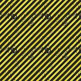 Grunge V249 Lycra-Stoff, 4-Wege-Stretch-Spandex-Mix, Gelb