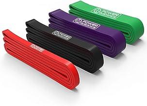 POWER GUIDANCE Pull-up banden Ondersteunde pull-up weerstandsoefening - voor lichaamstrekken, powerlifting, weerstandstrai...