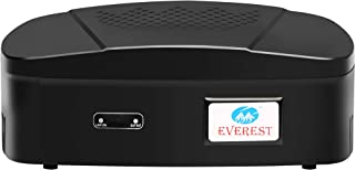 Everest ENT 100 Model ABS Body Attractive Design Voltage Stabilizer Used Upto 72 Inches LED TV, Home Theater, Set Top Box,...