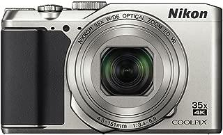 Nikon A900 Coolpix Compact System Camera - Silver Kompakt Kamera (2 Yıl Nikon Yetkili Dist. Karacasulu Garantili)