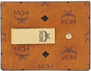 MCM Men's Visetos Original Money Clip Mini