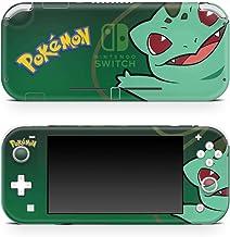 Skin Adesivo para Nintendo Switch Lite - Pokémon Bulbasaur