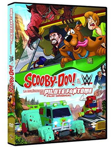 Scooby-Doo ! & WWE : la malédiction du pilote fantôme [Francia] [DVD]