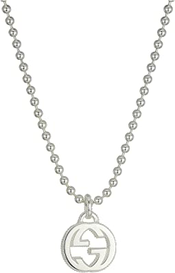Gucci - 45cm Interlocking G Necklace