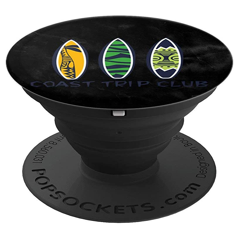 Cost Trip Club Shirt Fun Surf Surfing Gift PopSockets Grip and Stand for Phones and Tablets