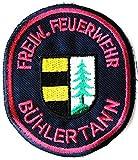 Freiwillige Feuerwehr Bühlertann - Ärmelabzeichen - Abzeichen - Aufnäher - Patch
