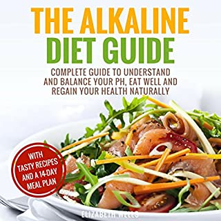 Alkaline Diet     Complete Guide to Understand and Balance Your PH, Eat Well and Regain Your Health Naturally              Written by:                                                                                                                                 Elizabeth Wells                               Narrated by:                                                                                                                                 Meaghan Parent                      Length: 2 hrs and 15 mins     Not rated yet     Overall 0.0