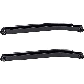 Pair Set 2 Rear Upper Forward Susp Control Arms for Hundai Kia Sportage AWD Moog
