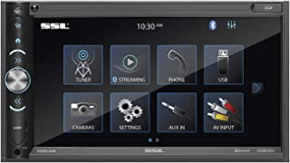 Sound Storm Laboratories DDML69B Car Stereo - A-Link (Screen Mirroring), 6.75 Inch Touchscreen, Bluetooth Audio and Hands-... photo