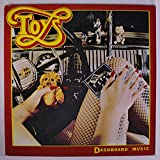 dashboard music LP