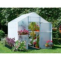 Solexx Garden Master Greenhouse 5MM Deluxe 8'x12'x8'9
