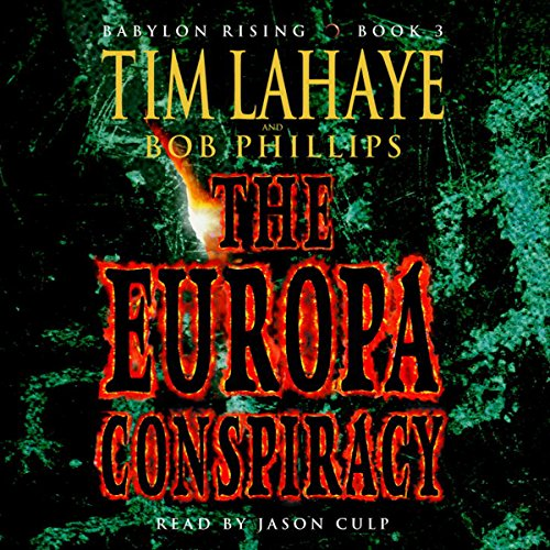 The Europa Conspiracy cover art