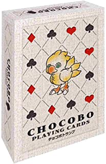 Square Enix Chocobo Playing CardsCard Game