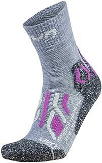 UYN, Lady Trekking Approach Merino Mid Socks Calcetines, Mujer