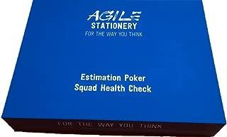 Estimation Poker and Squad Health check Twin Deck