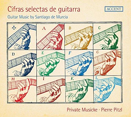 Cifras Selectas De Guitarra- Santiago De Murcia