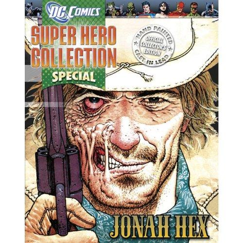 dc comics Statue von Blei Super Hero Collection Special Jonah Hexx
