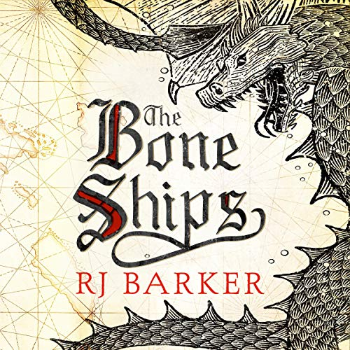 The Bone Ships Titelbild