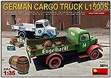 MiniArt 38014 Modellbausatz German Cargo Truck L1500S Type -