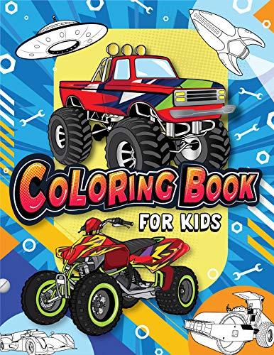 Coloring Book for Kids: Fun & T…