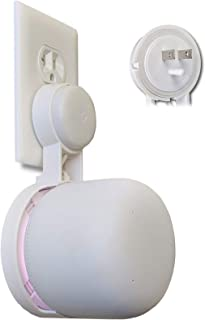 Nest WiFi Point Genie: The Simplest Lowest Profile Outlet Holder Mount for Google Nest WiFi Point | Reinforced Support | G...