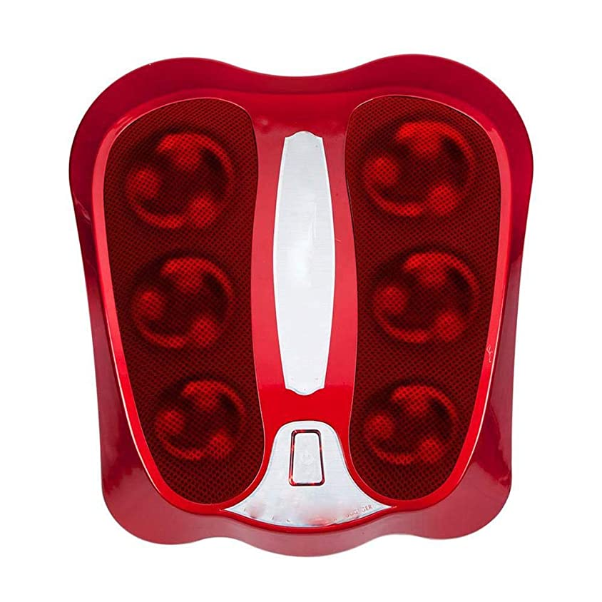 警報プロトタイプ課すCckrm指圧フットマッサージャー、足裏マッサージ機、深い混練、足の痛みを和らげる、切り替え可能な熱機能を備えた足裏マッサージャー