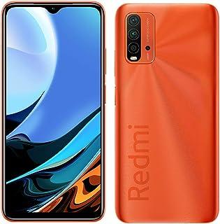 Xiaomi Redmi 9T Dual SIM Mobile - 6.53 Inch 128 GB 4 GB RAM 4G LTE - Sunrise Orange
