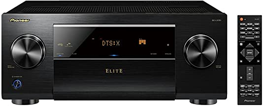 Pioneer Network AV Receiver Audio & Video Component Receiver, Black (SC-LX701)