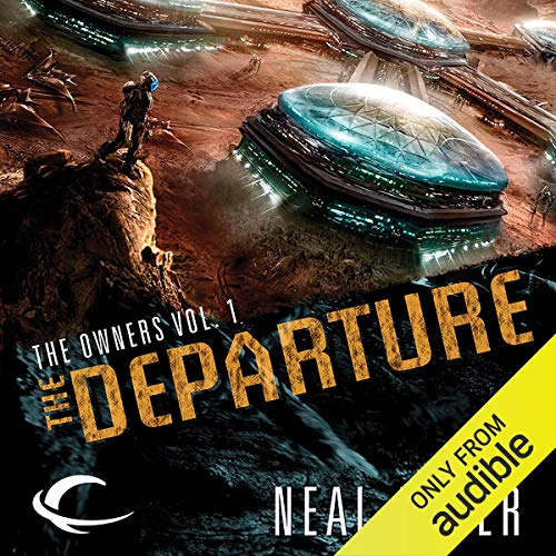The Departure Audiobook By Neal Asher cover art