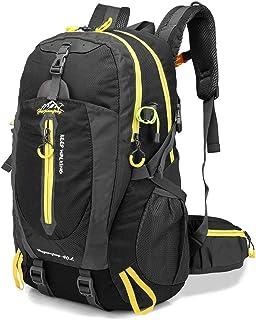 comprar comparacion Lixada 40L Resistente al Agua Mochila, Portátil Mochila Trekking, Laptop Daypack, Durable Impermeable, para Escalada, Viaj...