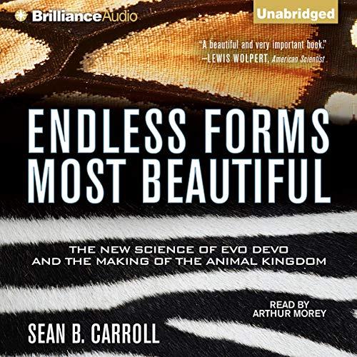 Endless Forms Most Beautiful Titelbild