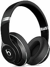 Beats Studio2 Wireless Over-Ear Headphones Gloss Black Noise Reduction (Renewed)
