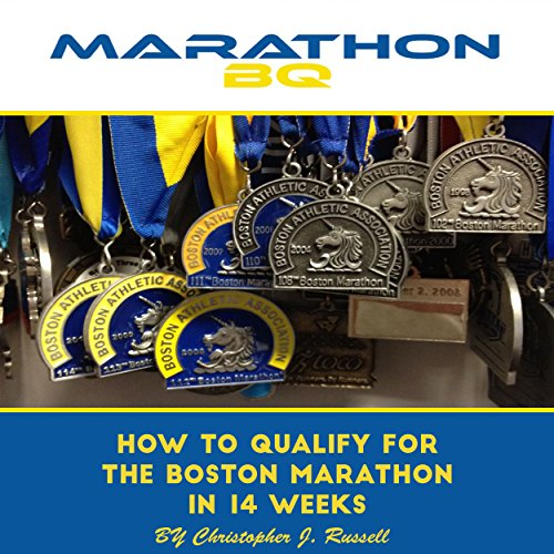 MarathonBQ audiobook cover art