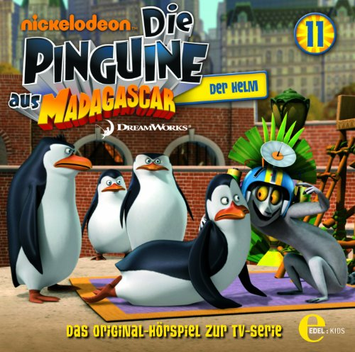 Die Pinguine aus Madagascar - Folge 11: Der Helm