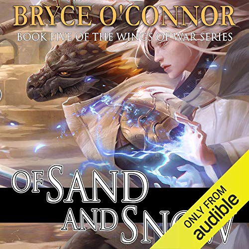 Couverture de Of Sand and Snow