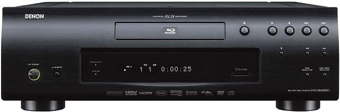 Denon DVD-3800BDCI Blu-ray Disc DVD/CD Player