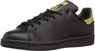 Adidas Performance Kids Stan Smith J Tennis Shoe White White White Size 5 Big Kid
