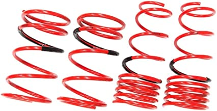 Tanabe TDF051 DF210 Lowering Spring with Lowering Height 1.6/1.5 for 2001-2005 Mazda Protege 5 BJFW