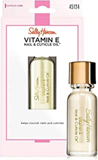 Sally Hansen Vitamin E Nail and Cuticle Oil, 0.45 Fluid Ounce