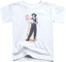 Stevie Ray Vaughan Standing Tall Unisex Toddler T Shirt for Boys and Girls