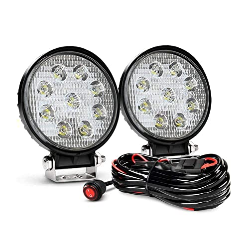 Fantastic Led Tractor Work Lights Amazon Com Wiring Cloud Oideiuggs Outletorg