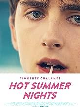 【Amazon.co.jp限定】HOT SUMMER NIGHTS/ホット・サマー・ナイツ (ミニクリアファイル&非売品プレス&ステッカー付) [DVD]