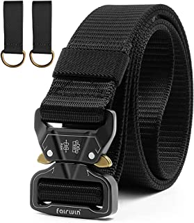 Best tactical belts for big guys Reviews